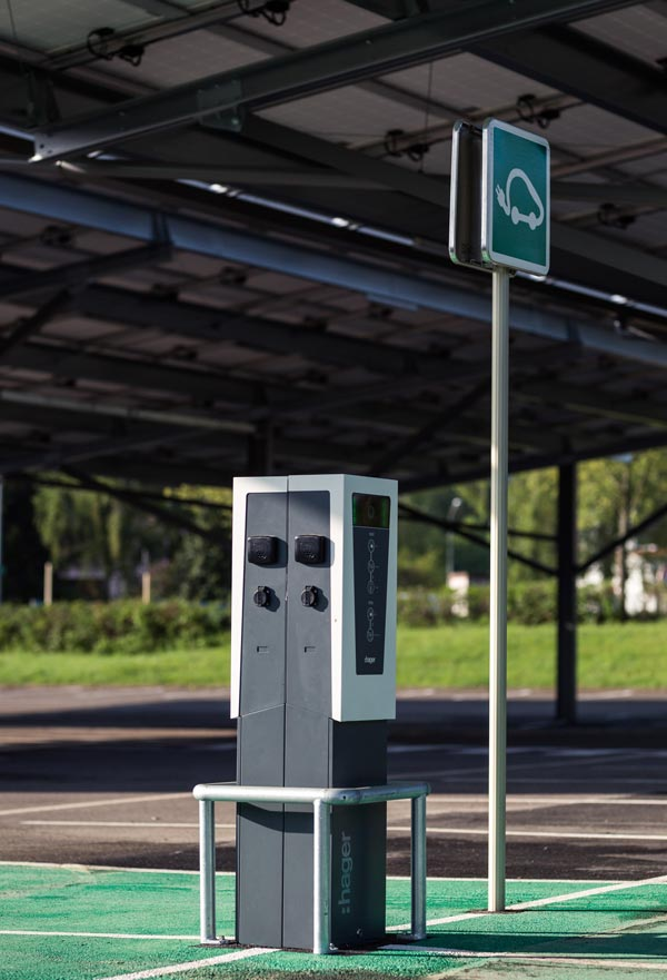 grande distribution photovoltaique